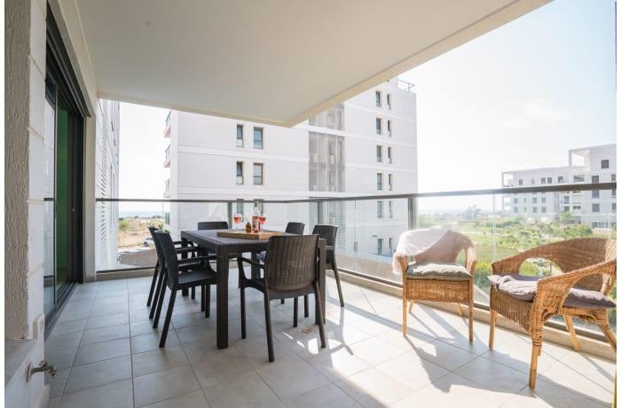 Apartment in Achziv Beach Living, Kiryat Gershon Tez - 0