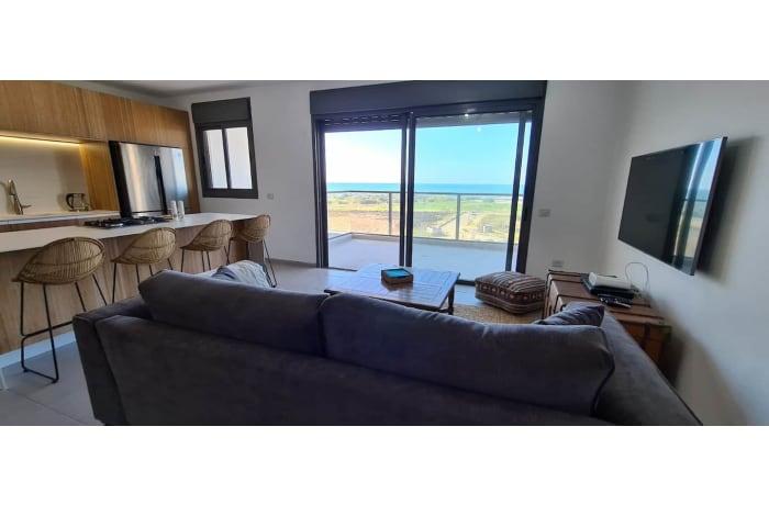 Apartment in Achziv Beach View, Kiryat Gershon Tez - 3