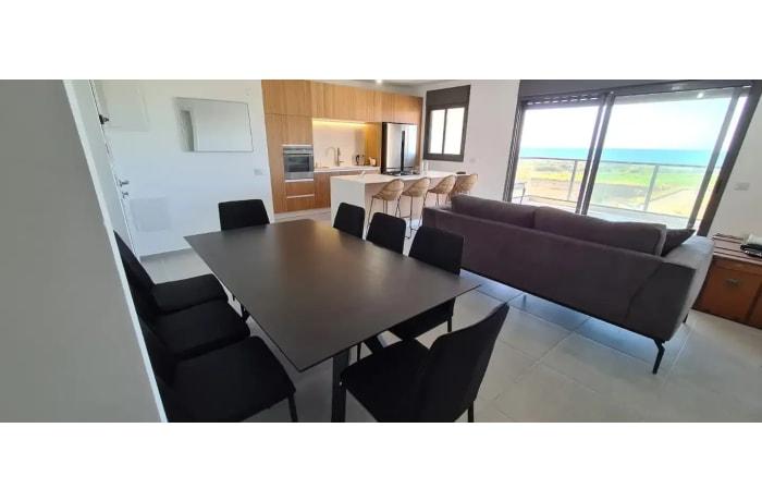 Apartment in Achziv Beach View, Kiryat Gershon Tez - 5