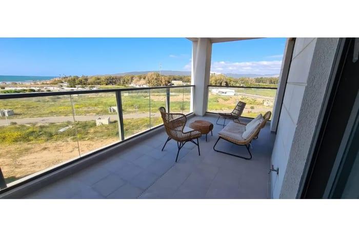 Apartment in Achziv Beach View, Kiryat Gershon Tez - 0