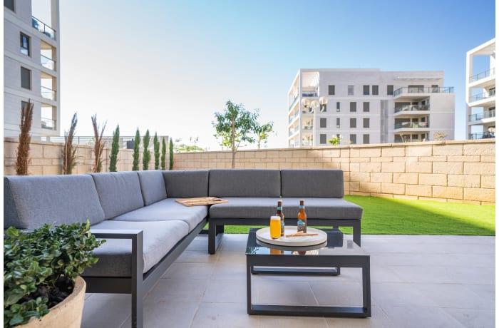 Apartment in Achziv Deluxe, Kiryat Gershon Tez - 2
