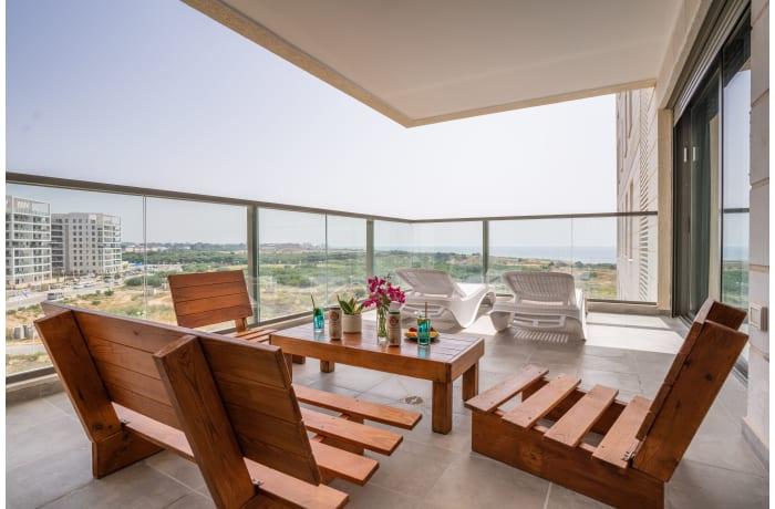 Apartment in Achziv Sea View I, Kiryat Gershon Tez - 37