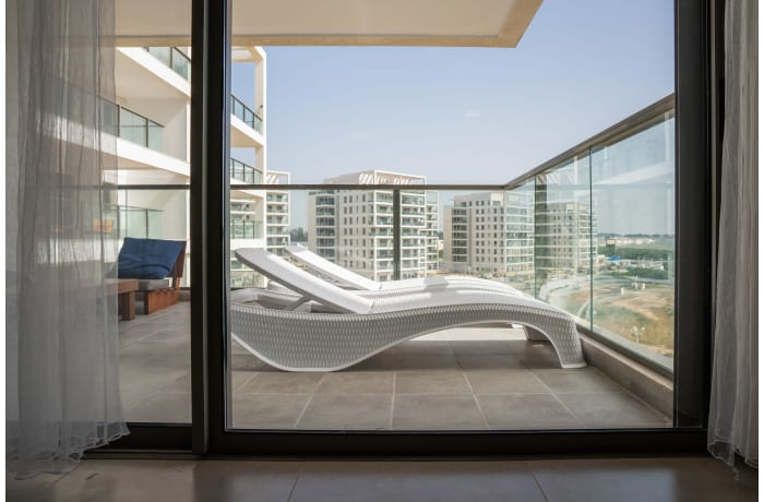 Apartment in Achziv Sea View I, Kiryat Gershon Tez - 36