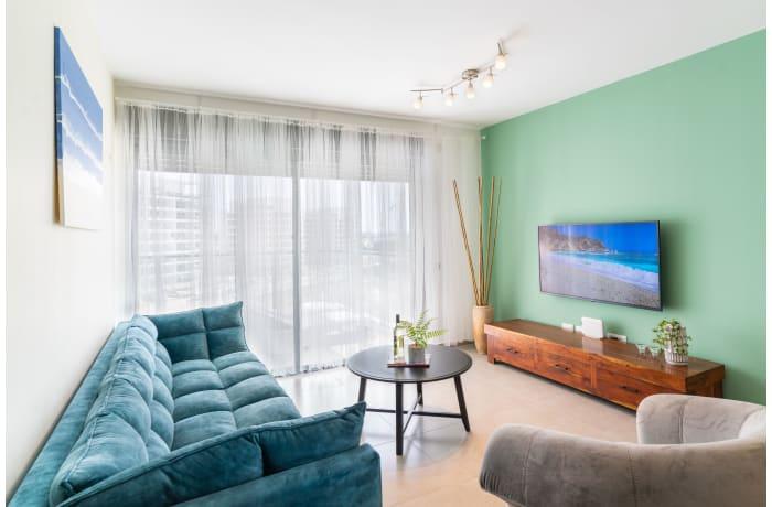 Apartment in Achziv Sea View I, Kiryat Gershon Tez - 3