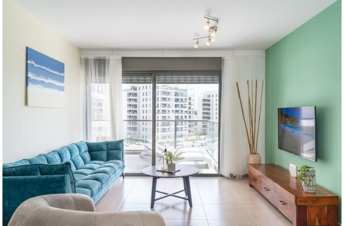 Apartment in Achziv Sea View I, Kiryat Gershon Tez - 1