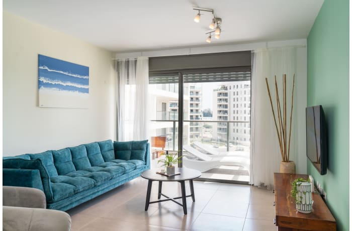 Apartment in Achziv Sea View I, Kiryat Gershon Tez - 2