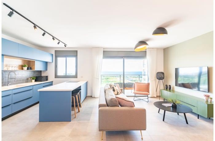 Apartment in Achziv Sea View II, Kiryat Gershon Tez - 2
