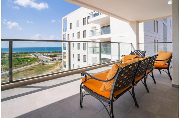 Apartment in Achziv Sea View II, Kiryat Gershon Tez - 0