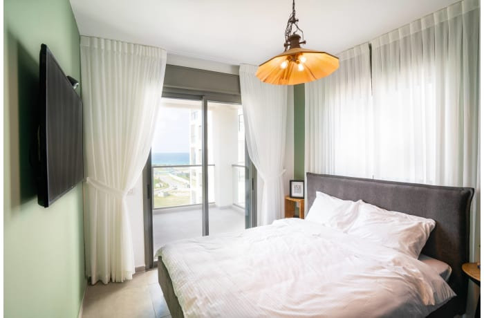 Apartment in Achziv Sea View II, Kiryat Gershon Tez - 12