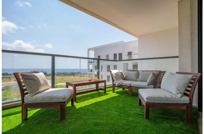 Apartment in Achziv Sea View IV, Kiryat Gershon Tez - 36