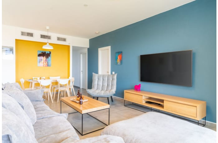 Apartment in Achziv Sea View IV, Kiryat Gershon Tez - 0