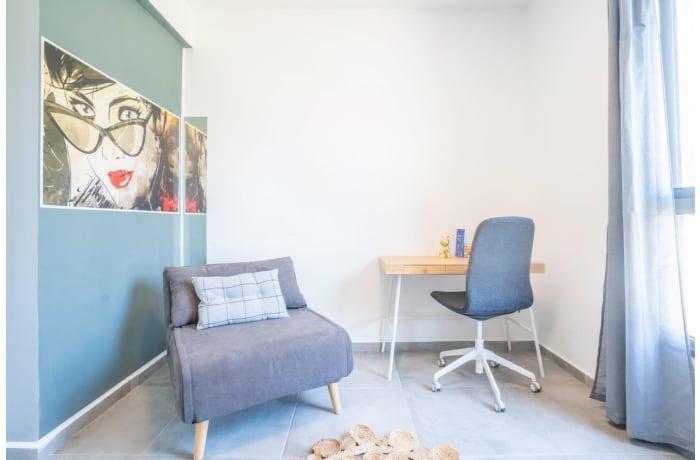 Apartment in Achziv Sea View IV, Kiryat Gershon Tez - 17