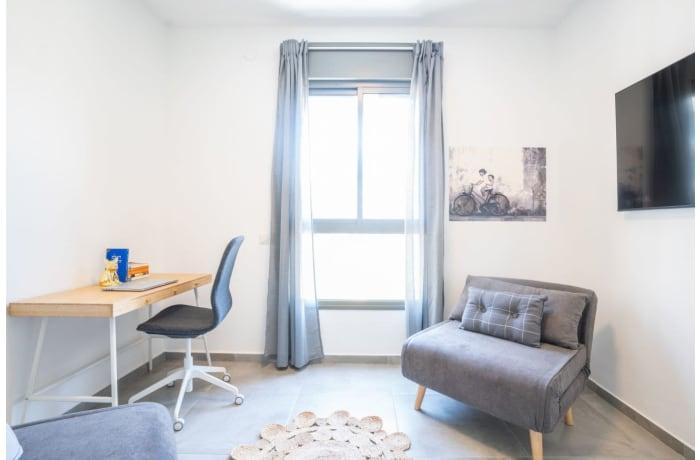 Apartment in Achziv Sea View IV, Kiryat Gershon Tez - 16
