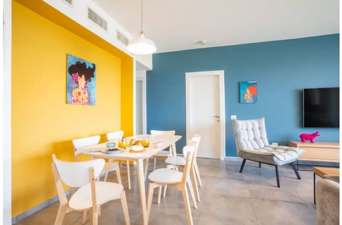 Apartment in Achziv Sea View IV, Kiryat Gershon Tez - 3