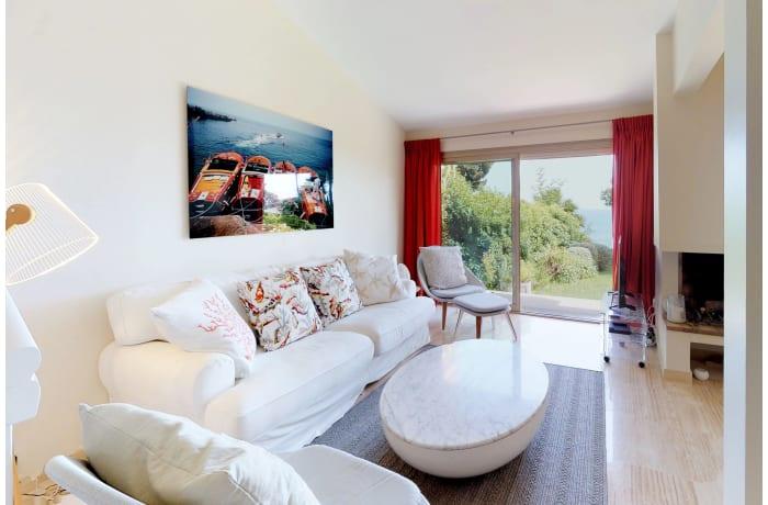 Apartment in Villa Serva, Eze - 1