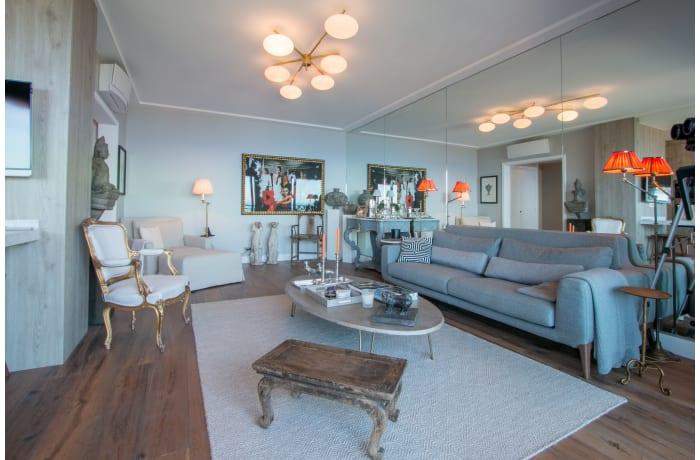 Apartment in Mulino, Saint-Jean-Cap-Ferrat - 0