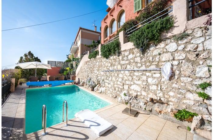 Apartment in Villa Francesca, Saint-Jean-Cap-Ferrat - 0