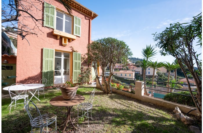 Apartment in Villa Francesca, Saint-Jean-Cap-Ferrat - 12