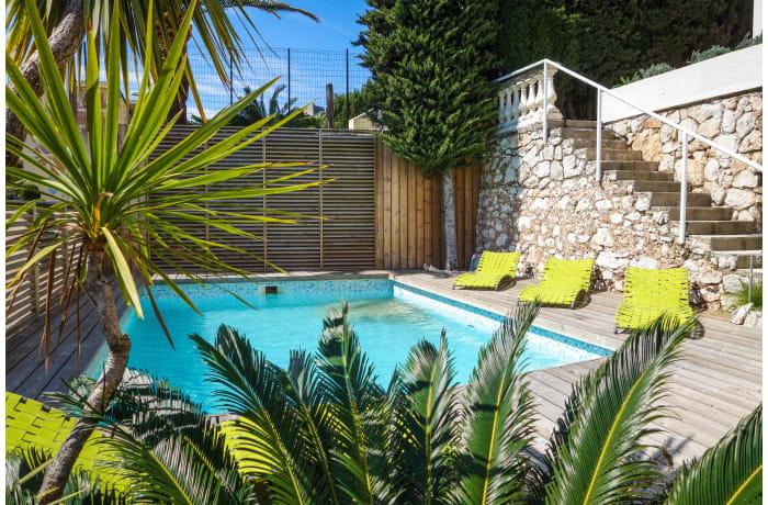 Apartment in Villa Pescheria, Saint-Jean-Cap-Ferrat - 1