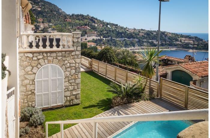 Apartment in Villa Pescheria, Saint-Jean-Cap-Ferrat - 0