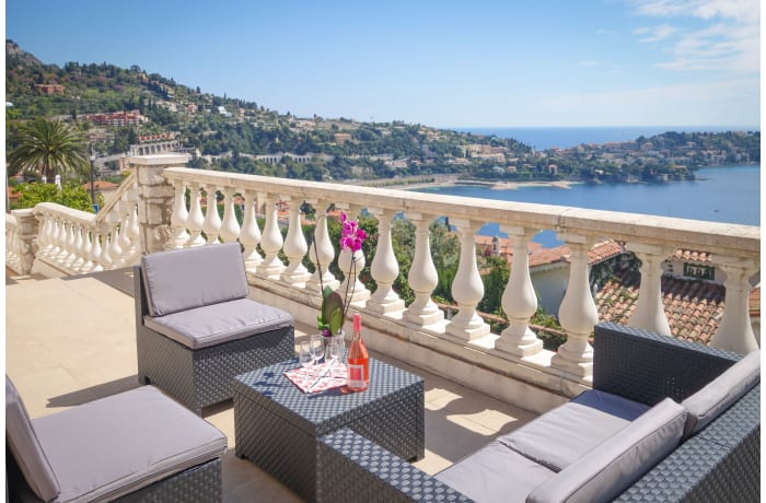 Apartment in Villa Pescheria, Saint-Jean-Cap-Ferrat - 4