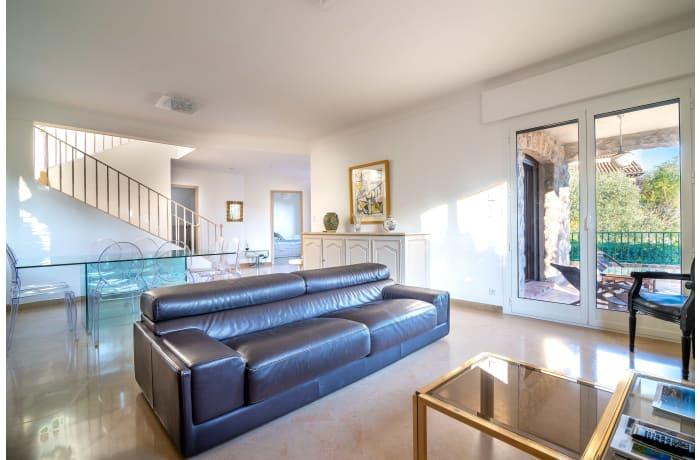 Apartment in Villa Primavera, Saint-Jean-Cap-Ferrat - 0