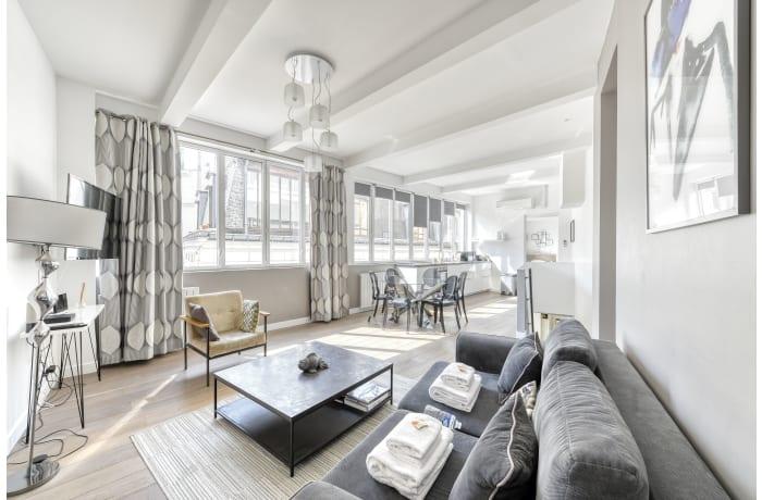 Apartment in Montmartre I, Butte Montmartre (18e) - 2