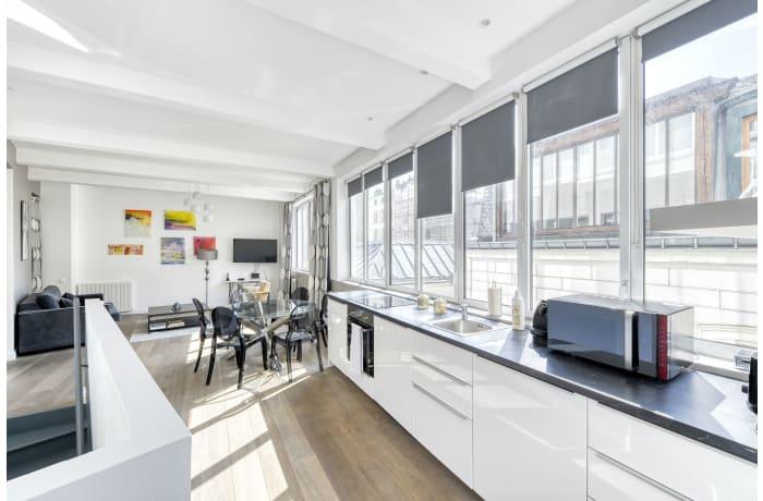 Apartment in Montmartre I, Butte Montmartre (18e) - 5