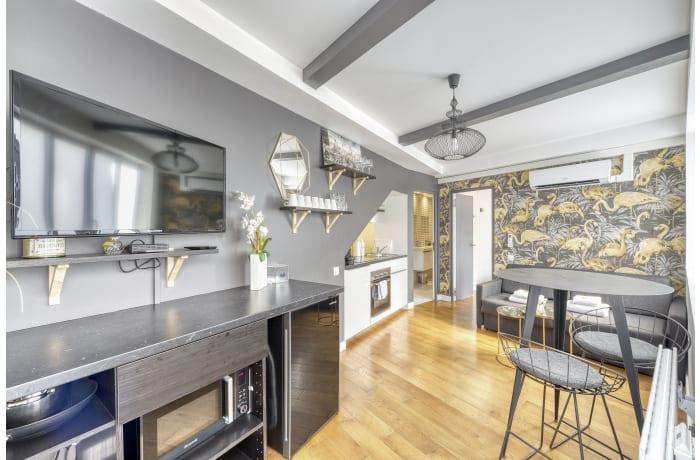 Apartment in Montmartre II, Butte Montmartre (18e) - 6