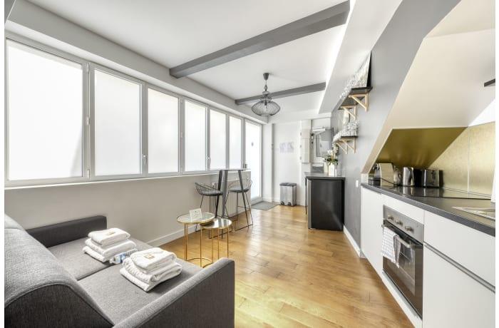 Apartment in Montmartre II, Butte Montmartre (18e) - 2