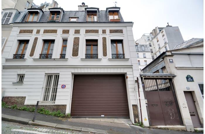 Apartment in Montmartre II, Butte Montmartre (18e) - 13