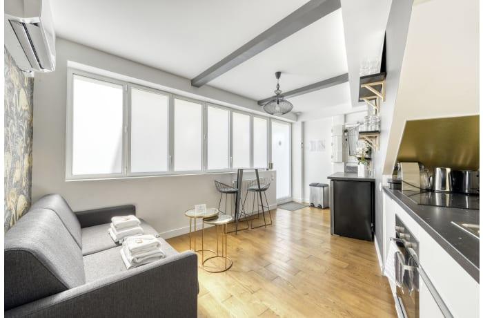 Apartment in Montmartre II, Butte Montmartre (18e) - 4