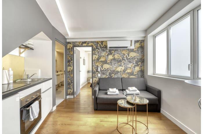 Apartment in Montmartre II, Butte Montmartre (18e) - 3
