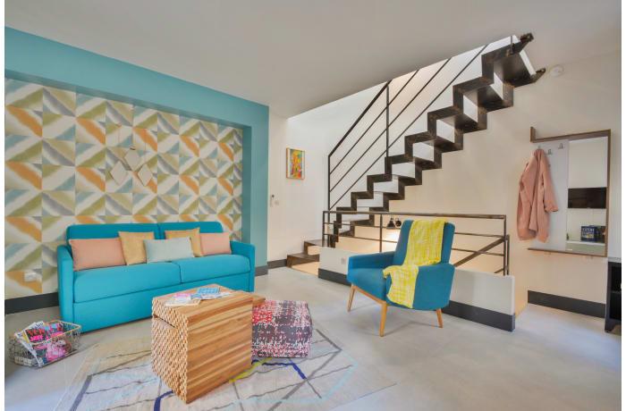 Apartment in Tardieu III, Butte Montmartre (18e) - 1