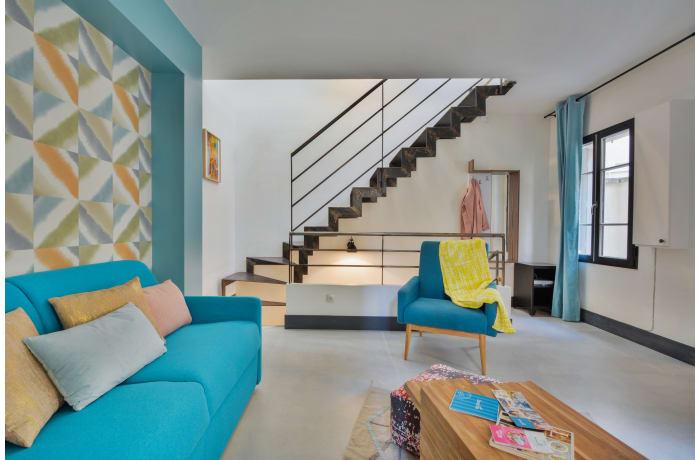 Apartment in Tardieu III, Butte Montmartre (18e) - 2