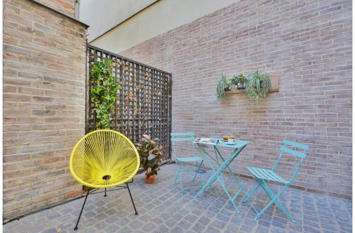 Apartment in Tardieu III, Butte Montmartre (18e) - 19
