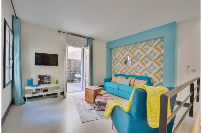 Apartment in Tardieu III, Butte Montmartre (18e) - 3