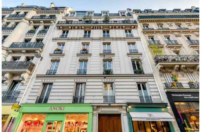 Apartment in Tardieu III, Butte Montmartre (18e) - 21