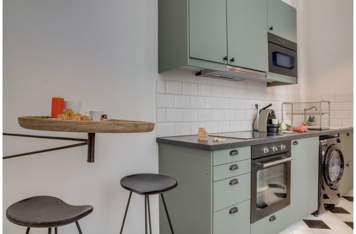 Apartment in Compiegne I, Canal Saint-Martin - 9