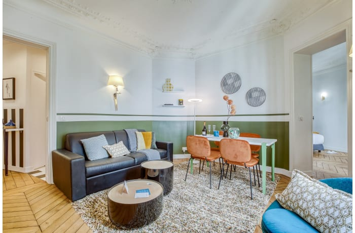 Apartment in Compiegne II, Canal Saint-Martin - 1