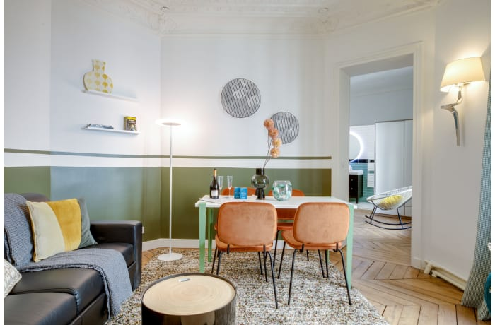 Apartment in Compiegne II, Canal Saint-Martin - 2