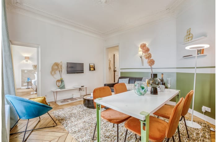 Apartment in Compiegne II, Canal Saint-Martin - 5