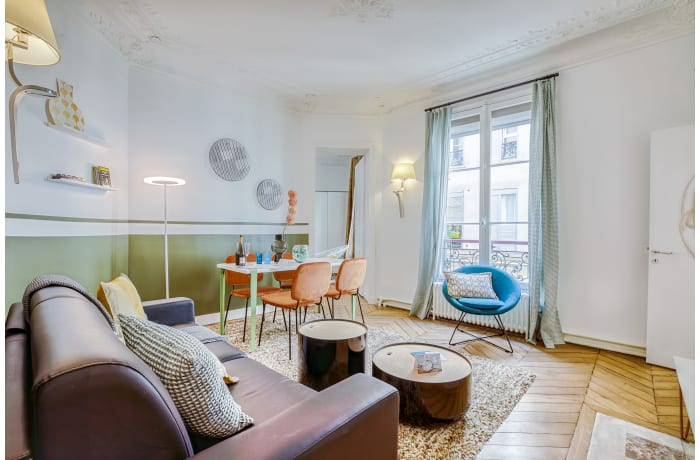 Apartment in Compiegne II, Canal Saint-Martin - 4