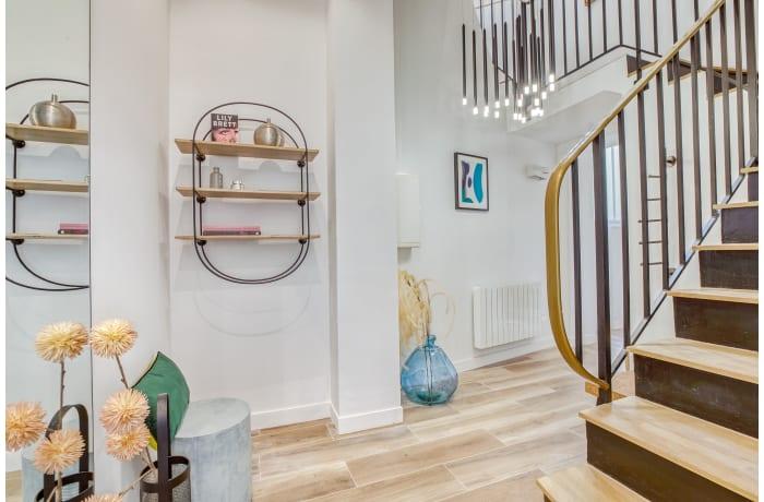 Apartment in Compiegne Duplex, Canal Saint-Martin - 6