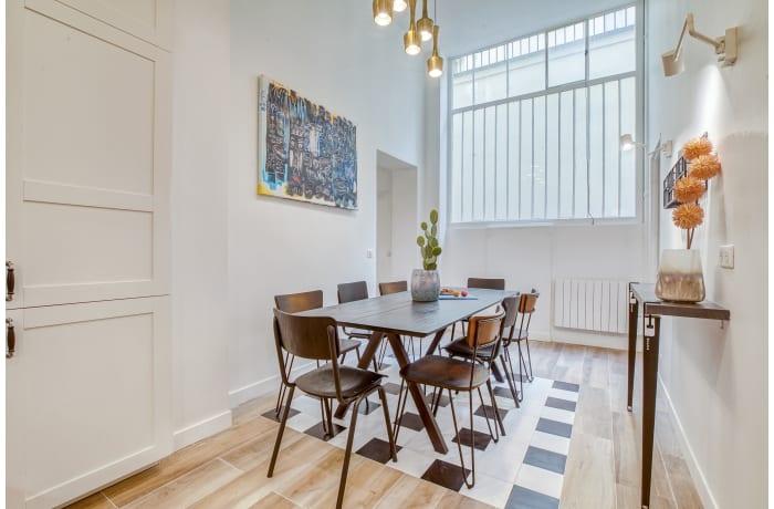 Apartment in Compiegne Duplex, Canal Saint-Martin - 5