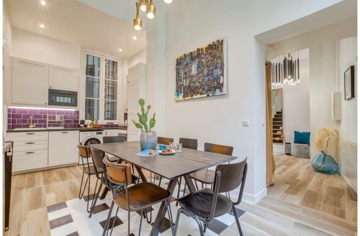 Apartment in Compiegne Duplex, Canal Saint-Martin - 4