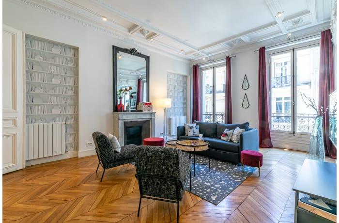 Apartment in Cerisoles F, Champs-Elysées (8e) - 4