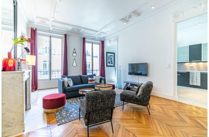 Apartment in Cerisoles F, Champs-Elysées (8e) - 2