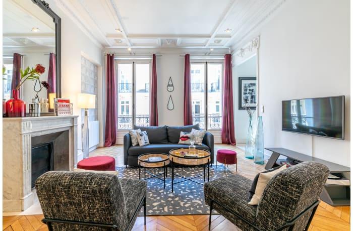 Apartment in Cerisoles F, Champs-Elysées (8e) - 1