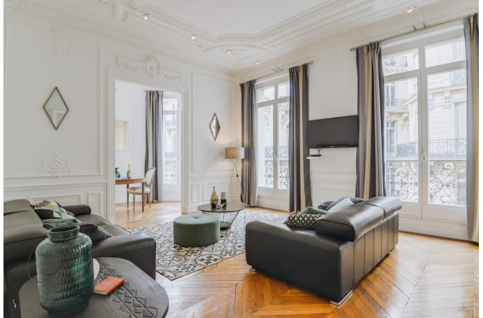 Apartment in Cerisoles IV, Champs-Elysées (8e) - 1